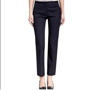 LIKE NEW Tory Burch Navy Dress Pant Suit Pant